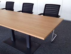 Besprechungstisch by kühnle'waiko #office #furniture #workspace #table #interior #design