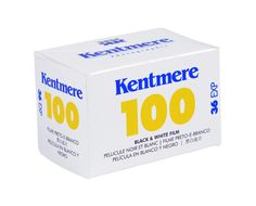 Kentmere 100 is a medium-speed black and white film with a nominal sensitivity of ISO 100/21°. It is suitable for an extensive range of photographic applications such as portrait, landscape, architectural and product photography....