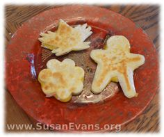Use cookie cutters to make shaped quesadillas - http://susanevans.org/blog/creative-ways-to-use-cookie-cutters-9-quesadillas/