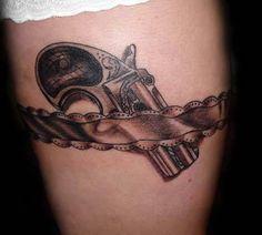 tatuagens na coxa feminina - Pesquisa Google