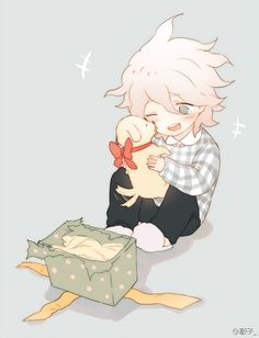 """Thank you so much for that, Owari! I haven't seen my dog since he died!"""