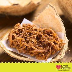 Cocada de coco queimado LOVEFRUITS