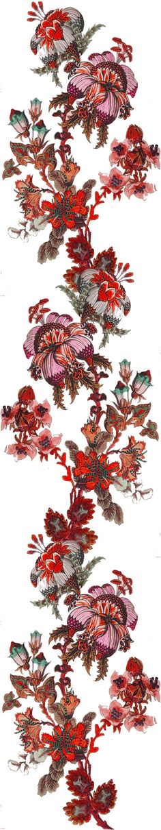 Flora Flowers, Botanical Art, Textile Design, Flower Art, Sketching, Digital Art, Printing, Textiles, Concept