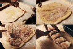 Škoricový trhací chlieb a SaShe vecičky na zjedenie / ArtStore » SAShE.sk - slovenský handmade dizajn