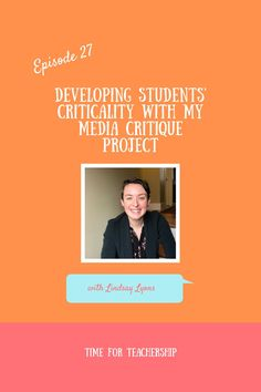 In this blog post, I'm giving you a peek into my famous Media Critique Project! I talk about the inspiration for it, the framework, driving questions, and the creativity that students have approached this with. Make sure you grab the Project breakdown document so that you can share this with your own students. They're going to love it! Teacher Freebies, Teacher Resources, Teacher Tips, Gender Equity, Curriculum Design, Instructional Strategies, Leadership Coaching, Skills To Learn, Project Based Learning