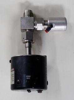 MKS Baratron  Type 122B, 122B-11441 Pressure Transducer 15VDC-30mA, SS-BN8VCR8-C #MKS