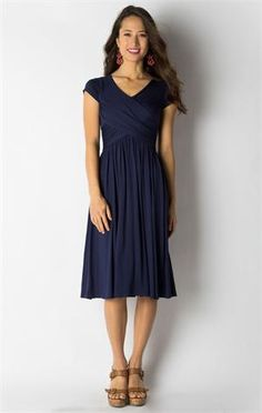 Downeast Outfitters Cross Your Heart Dress ($36.99) Aubree's Pick (XXS, XS, L, XXL availabile)