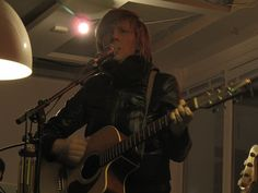#Annika And The Forest @Deezer in PAris France with #Annika Grill #Caroline Geryl and #Valentine Duteil