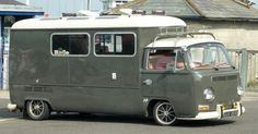 A custom Kombi that has no real name, or definition. All in all, still cool. - Cool VW Campers - Carzz