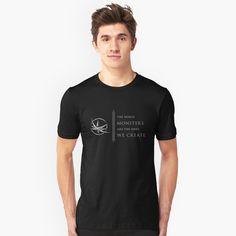 """""""Programmierer 6 Phasen des Debuggen"""" T-Shirt von favorite-shirt"""