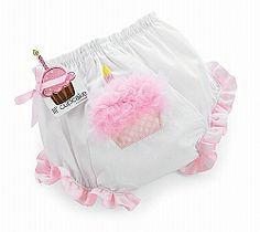 Mud Pie Baby Cupcake Bloomers