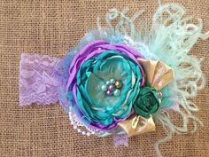 Part of your world. Little mermaid inspired by LondyLouHeadbands, $25.99