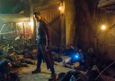 Into the Badlands - Into the Badlands Season 2 Episode Photos - AMC Into The Badlands, Fire Dragon, Season 2, I Movie, Tv Series, Wolf, Reunions, Bunker, Funeral