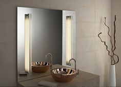 "Reflexion full function mirror - 48"""
