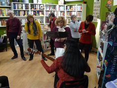 """Microrrelatos"". Librería Serendipias Reading Workshop"