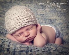 Crochet PATTERN Hat Basket Weave Hat Beanie PDF 198 - Newborn to Adult Ladies Men - Permission To Sell Finished Items - Photography Prop. $3.99, via Etsy.