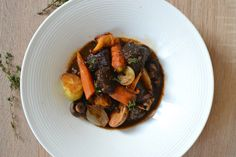 Bœuf bourguignon : la recette facile, authentique, faite maison à l'ancienne