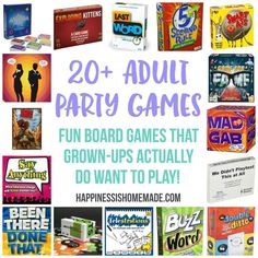 best adult board games 2019