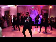 An EPIC SURPRISE (w/ Less Screaming): AN AMAZING Choreographed Wedding Dance - YouTube