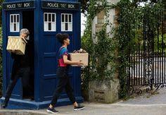 """""""Knock Knock"""" traz suspense à nova temporada da série No dia 7 de maio, domingo, às 20h, o Syfy (syfy.com.br) exibe o quarto episódio inédito da décima temporada de Doctor Who. O episód…"""