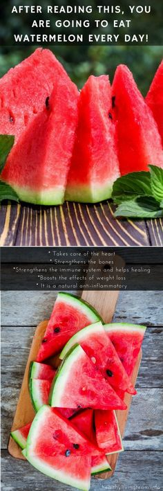 After Reading This, You Are Going To Eat Watermelon Every Day!