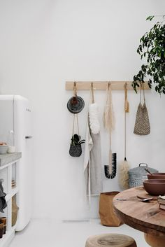 my scandinavian home: A Dreamy Holiday Rental in Daylesford With a Mini Warehouse Feel Headboard Cover, Linen Headboard, Living Etc Magazine, Airbnb Accommodation, Daylesford, Blog Deco, Scandinavian Home, Rustic Interiors, Homemade Home Decor