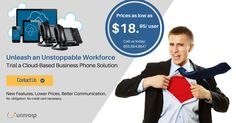 Introducing an Improved and Flexible Business Phone Solution at Lower Costs