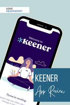 We had Travel Nurse and Instragam sensation @shesoutwandering, Amber Kendra, review the Keener App! Made by nurses for nurses, the Keener app can help LEAD you decompress, relax, and connect after tough shifts. Check it out to see if it could be a good fit for you! Icu Rn, Travel Nursing, Nurses, Self Care, Connect, Amber, Relax, App, Board