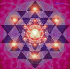 ✣ The Sri Yantra✣    The Sri Yantra , or Yantra of Creation, has been known in the Hindu and Buddhist traditions and since the earliest Vedic times as the most powerful and mystically beautiful of all yantras (geometric mandalas known as power diagrams).