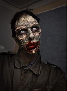 u don't wanna be around this dude during Halloween.