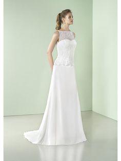 Robe de mariée – Marylise – Rum