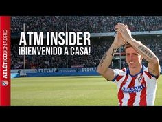 This behind the scenes video of Fernando Torres' Atletico unveiling is adorable | Dirty Tackle