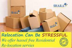 Call us for stress free #Move @www.sharapackersindia.com
