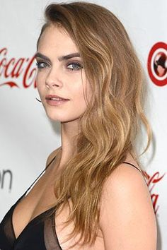 Cara Delevingne has a twin and well, they're identical.