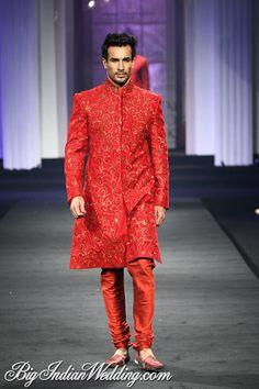 Narendra Kumar Men's Wear Collection at Aamby Valley India Bridal Week 2012