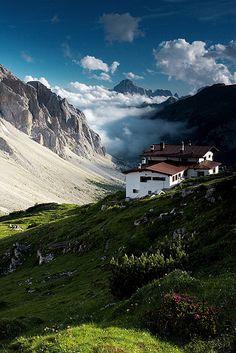 (via Dolomites mountains 2008 on the Behance Network)