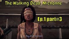 The Walking Dead Michonne - ABOUT - The Walking Dead: Michonne is an episodic interactive drama graphic adventure survival horror based on Robert Kirkman's T. Walking Dead Comic Book, The Walking Dead, You Videos, Book Series, Boss, Drama, Comic Books, Youtube, Fine Art