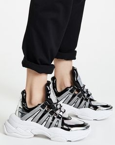 While 'Hi-Heel Sneakers' is also a blues song that was written and recorded by Tommy Tucker in wedge sneakers are normally referred to as high heel Hi Heel Sneakers, High Heel Tennis Shoes, Chunky Sneakers, Sneaker Heels, Air Max Sneakers, High Heels, Sneakers Nike, Jeffrey Campbell, Shoe Brands
