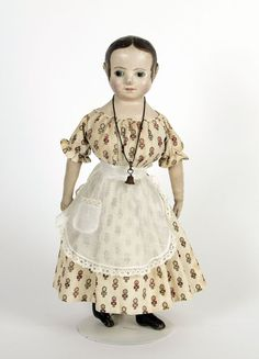 73.1478: doll   Dolls from the Nineteenth Century   Dolls   Online Collections   The Strong