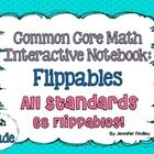 This bundled resource contains 68 flippables that cover ALL of the 5th grade math standards. Many of the standards have several flippables for extr...