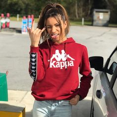 Great teen clothes for girls 5058 Dope Outfits, Outfits For Teens, Sport Outfits, Girl Outfits, Fashion Outfits, Hypebeast Girl, Kappa Tracksuit, Kappa Clothing, Cute Mixed Girls
