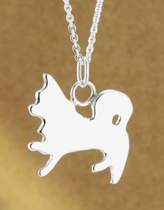 Special order for Kaitlyn Long hair chihuahua by GroommyJewellery