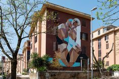 StreetArtRoma: The Pyramid | Best | Ever | 2015 | Zona: Tor Marancia | #art #streetart #roma