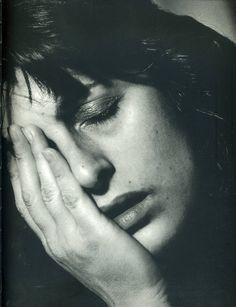ANNA MAGNANI; by Philippe Halsman.