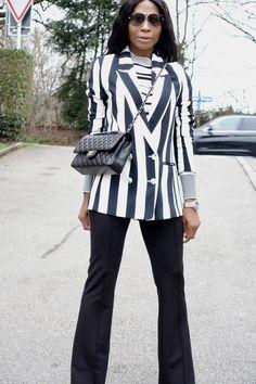 Vertical & Horizontal Stripes