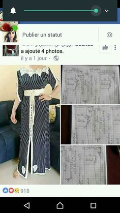 Image gallery – Page 330451691394405737 – Artofit Estilo Abaya, Dress Making Patterns, Muslim Dress, Gowns Of Elegance, Abaya Fashion, Fashion Sewing, Couture Dresses, Traditional Outfits, Clothing Patterns