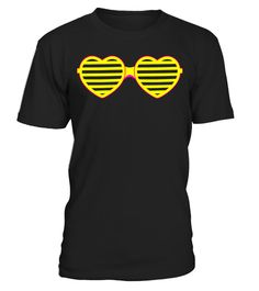 "# Neon Shutter Shades Heart Love Sunglasses Graphic T-Shirt .  Special Offer, not available in shops      Comes in a variety of styles and colours      Buy yours now before it is too late!      Secured payment via Visa / Mastercard / Amex / PayPal      How to place an order            Choose the model from the drop-down menu      Click on ""Buy it now""      Choose the size and the quantity      Add your delivery address and bank details      And that's it!      Tags: These Heart Shaped…"