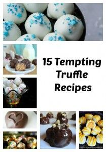 15 Tempting Truffles: Delicious Truffle Recipes for Everyone