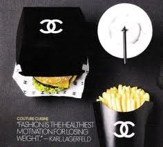 Chanel! And Food!