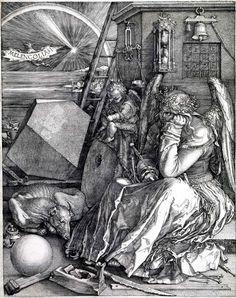 Melencolia_I_ (Dürer)